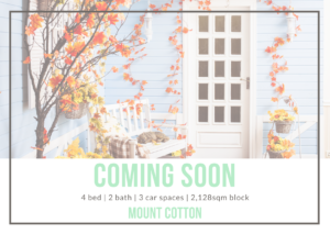 95 Helicia Circuit Mount Cotton For Sale Coming Soon